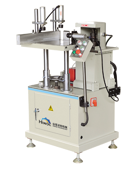 PVC and Aluminum End Milling Machine